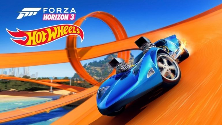 Forza Horizon 3 Hot Wheels Titre