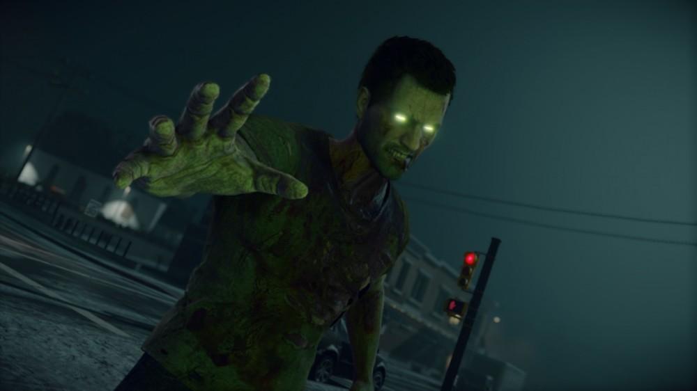 Frank Rising zombie Frank West