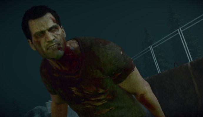 Frank Rising zombie Frank