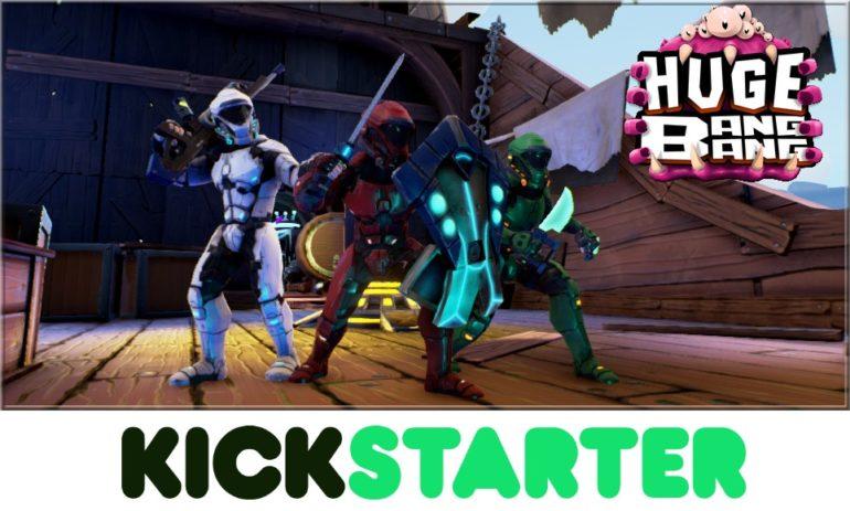 Huge Bang Bang Kickstarter