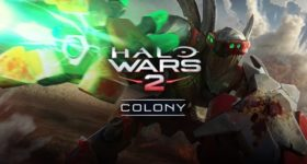 Halo Wars 2 colony