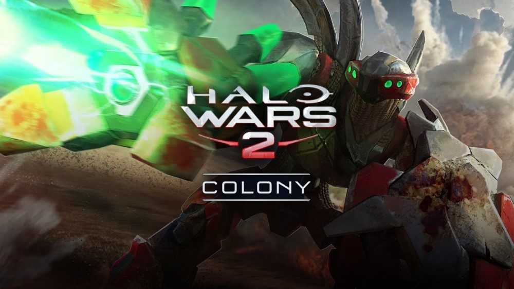 Halo Wars 2 colony