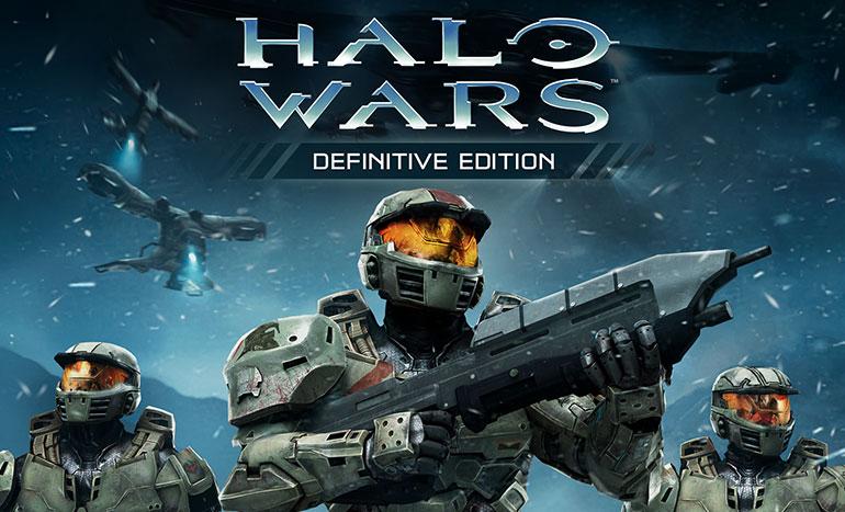 Halo Wars: Definitive Edition Titre