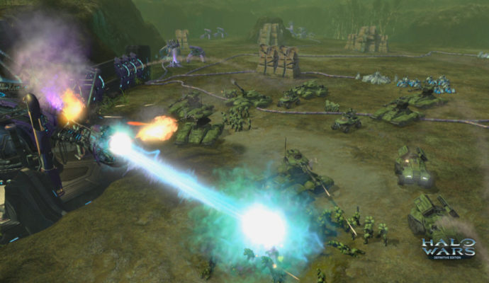 Halo Wars: Definitive Edition Gameplay 01