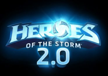 Heroes of the Storm 2.0 Une