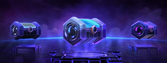 Heroes of the Storm 2.0 Coffre