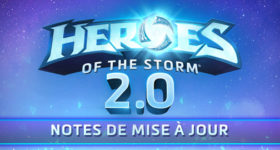 Heroes of the Storm Défi du Nexus Titre