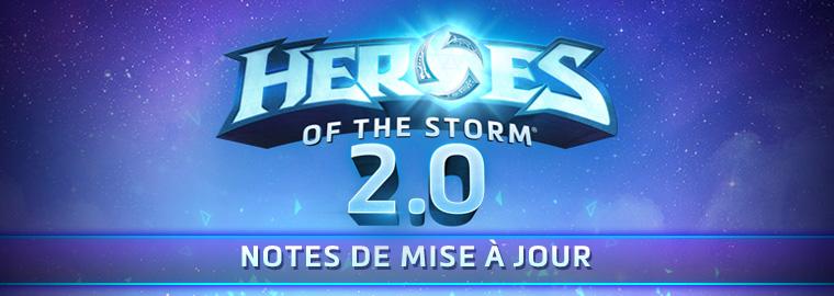 Heroes of the Storm Défi du Nexus Titre