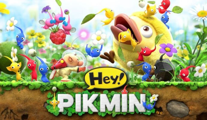 Nintendo Direct 3DS Hey! Pikmin