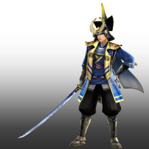 SAMURAI WARRIORS: Spirit of Sanada Hidetada Tokugawa (Youth)