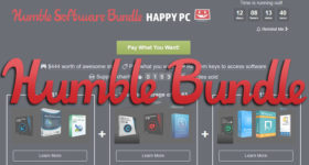 Humble Bundle Happy PC Titre