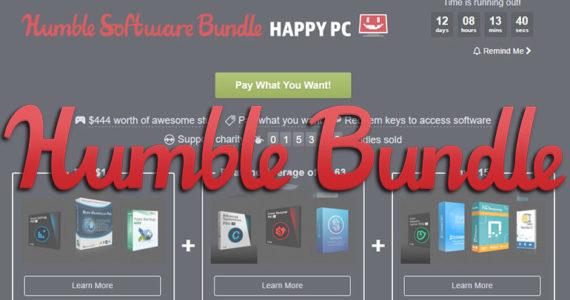 Humble Bundle Happy PC Titre