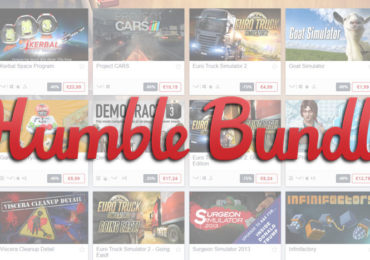 Humble Bundle Simulation Week Titre