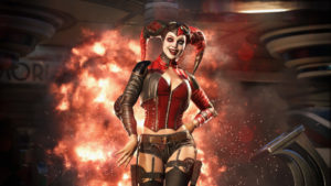 Injustice 2 - Harley Queen