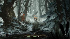 Les Piliers de la Terre Jack chasse