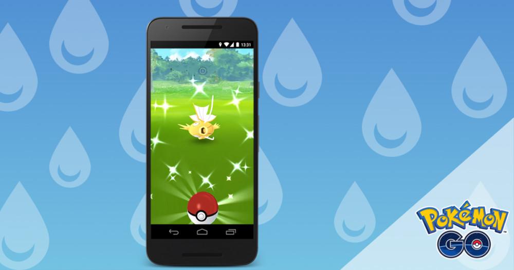 Pokémon Go Magicarpe Chromatique