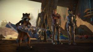Marvel's Guardians of the Galaxy: The Telltale Series Les Gardiens