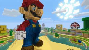 Nintendo Direct Minecraft sur Nintendo Switch