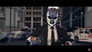 ND Payday 2 sur Nintendo Switch