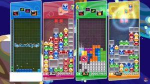Nintendo Direct Puyo Puyo Tetris sur Nintendo Switch