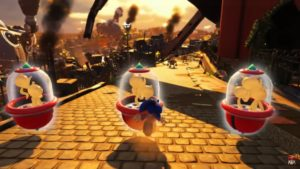 Nintendo Direct Nintendo Switch Sonic Forces 2