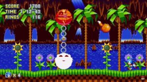 Nintendo Direct Nintendo Switch Sonic Mania 1