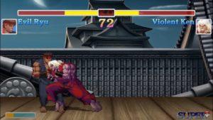 Nintendo Direct Ultra Street Fighter II sur Nintendo Switch