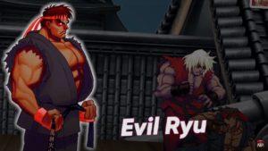 Nintendo Direct Ultra Street Fighter II Evil Ryu sur Nintendo Switch