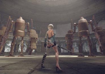 NieR: Automata DLC 3C3C1D119440927 2B costume Kainé