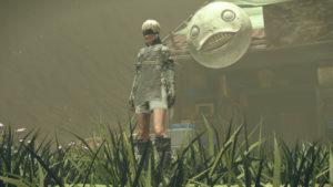 Nier: Automata DLC 3C3C1D119440927 9S costume Emil