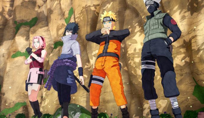 Naruto to Boruto Team 7