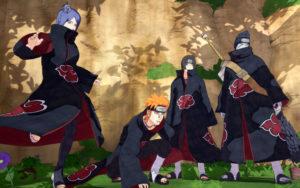 Naruto to Boruto Akatsuki