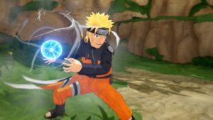 Naruto to Boruto Rasengan
