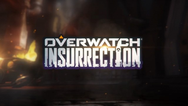 Overwatch Insurrection Titre