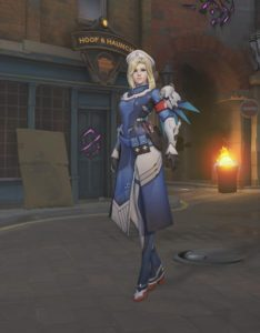 Overwatch Insurrection Ange