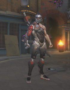 Overwatch Insurrection Genji