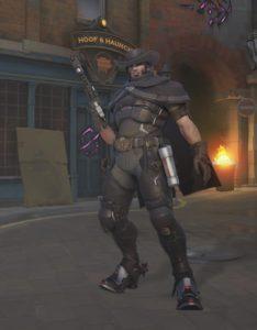 Overwatch Insurrection McCree