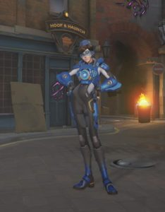 Overwatch Insurrection Tracer