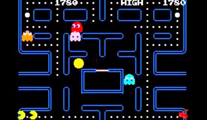 PAC-MAN Maker Pac-Man arcade originale