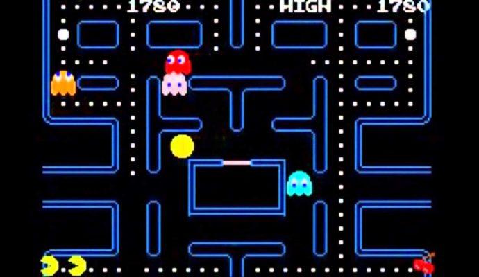 PAC-MAN Maker Pac-Man arcade originale