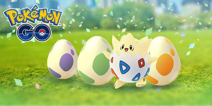 Pokémon GO règles festival des oeufs