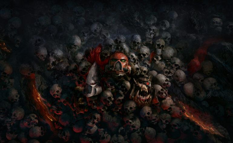 Warhammer 40,000: Dawn of War III artwork