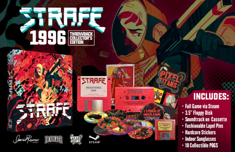 STRAFE - Édition Collector PC 1