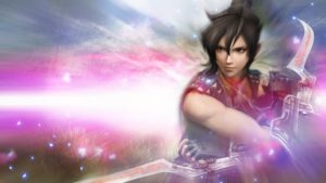 SAMURAI WARRIORS: Spirit of Sanada Sasuke attaque