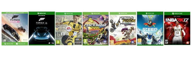 Soldes de Printemps Microsoft Sports