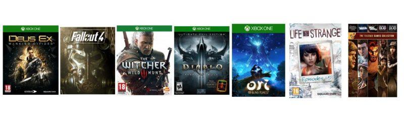 Soldes de Printemps Microsoft Jeux de Rôles