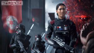 Star Wars Battlefront II - Iden Verso