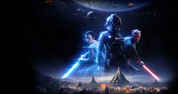 Héros et vilains Star Wars Battlefront II