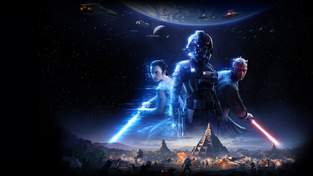 Héros et méchants Star Wars Battlefront II
