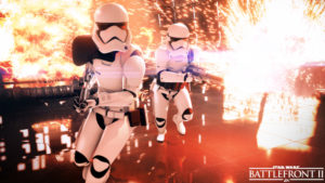 Star Wars Battlefront II - Stormtrooper
